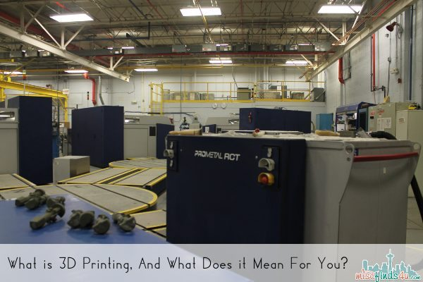 What is 3D Printing and What Does it Mean For You?