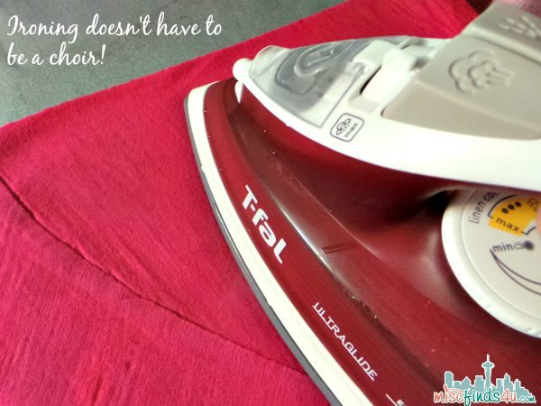 Love Ironing Again with the T-fal FV4446 Steam Iron