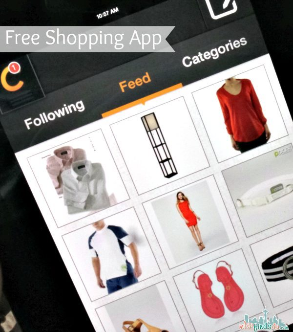Clutch Free Shopping App - Virtual Wallet - ad
