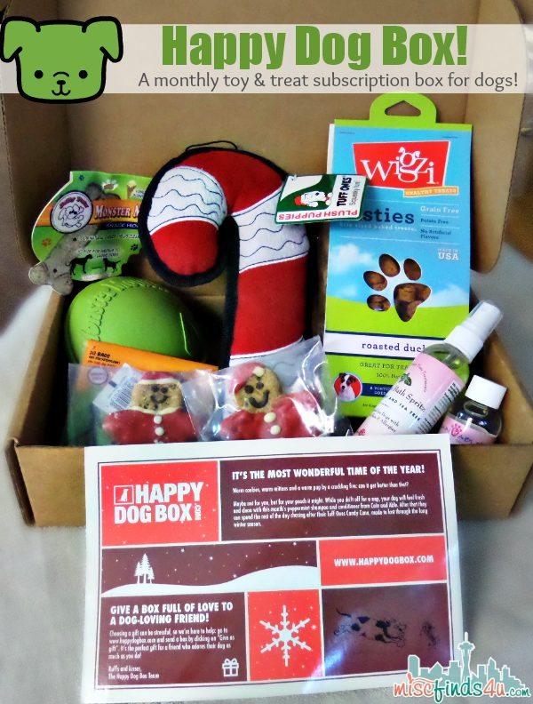 Happy Dog Box - Worth the Money - Ad