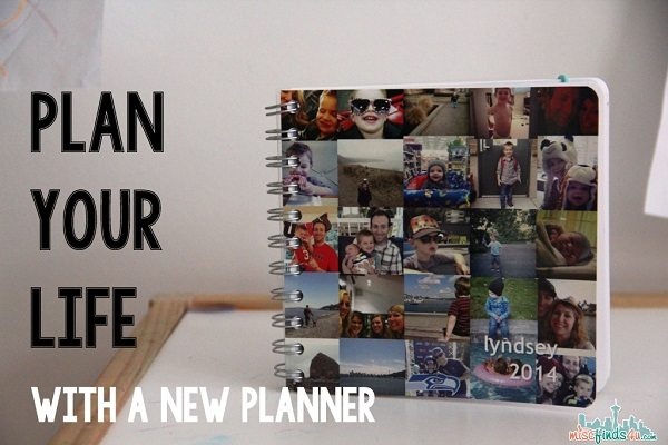 Organize 2014 With A New Planner