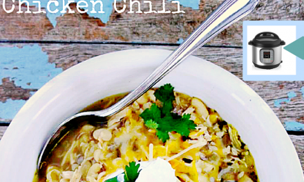 Pressure Cooker Recipes: Mild White Bean and Chicken Chili