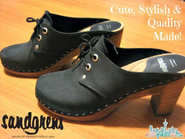 Sandgrens Clogs - Etna  My Experience - ad