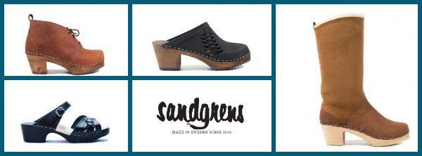 Sandrens Clogs - Popular Styles - ad