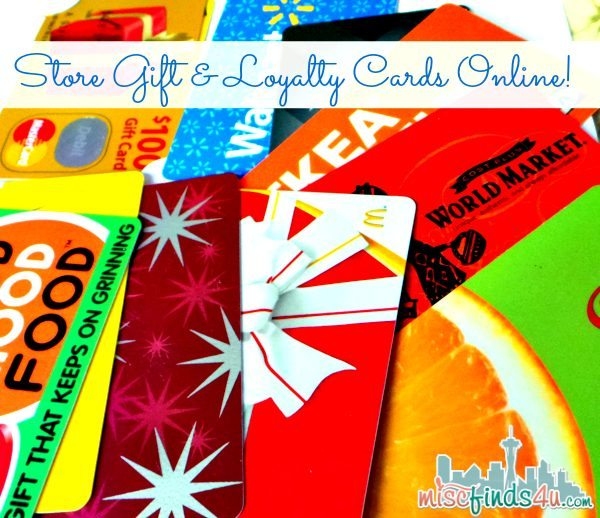 Store Gift and Loyalty Cards Online - Clutch Free Mobile Wallet - ad