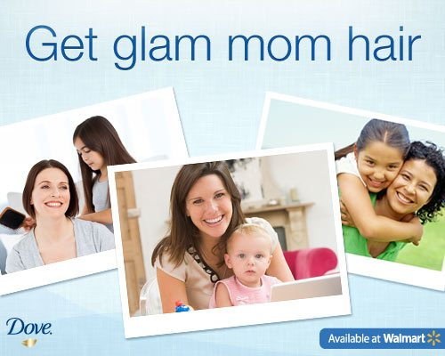 Common Hair Issue Fixes – Video Help From Dove at Walmart