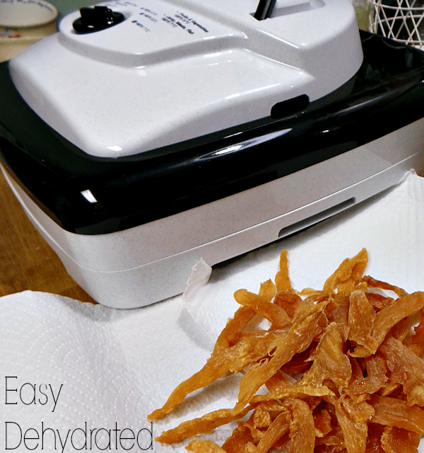 Food Dehydrator Recipes For Dogs