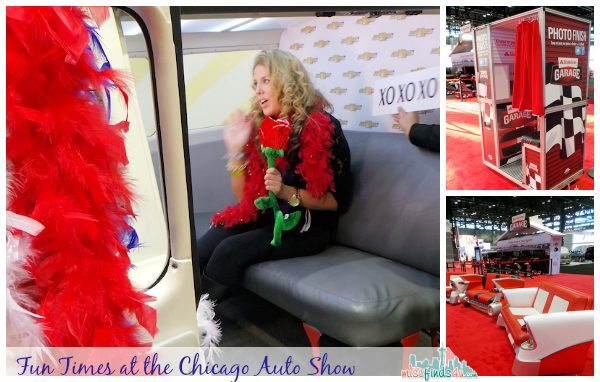 Chicago Auto Show 2014 Fun Activities #fuelCAS ad