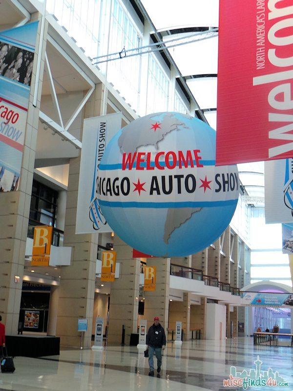 Chicago Auto Show 2014 #fuelCAS ad