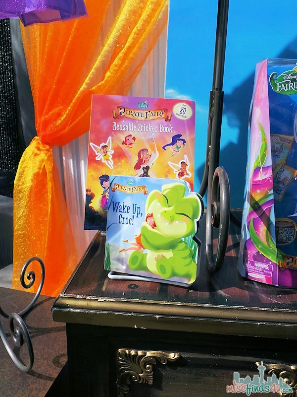 Disney Pirate Fairy Merchandise - Croc
