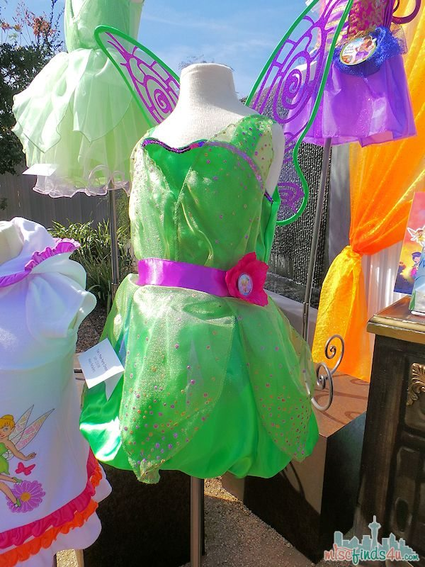 Disney Pirate Fairy Merchandise Dress-up dresses