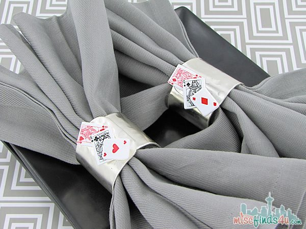 Easy DIY Napkin Rings