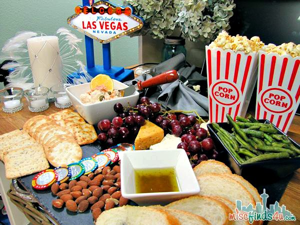 Party Ideas for Movie Night at Home – Viva Las Vegas #MovieLoversSweeps @WorldMarket - ad