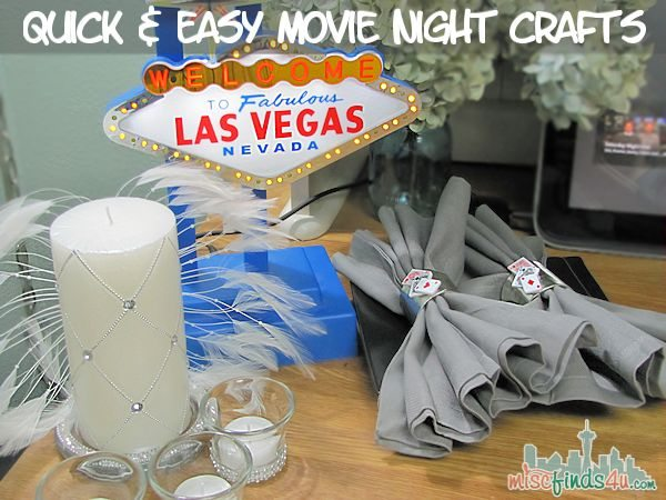 Family Movie Night Ideas: Simple DIY Decorations