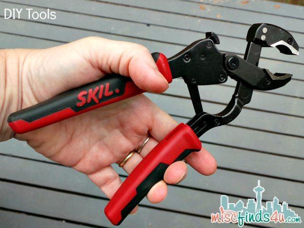 Skil Ratch-N-Lock pliers