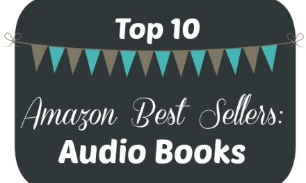 Top 10 Amazon Best Sellers: Audio Books