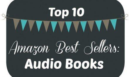 Top 10 Amazon Best Sellers: Audio Books