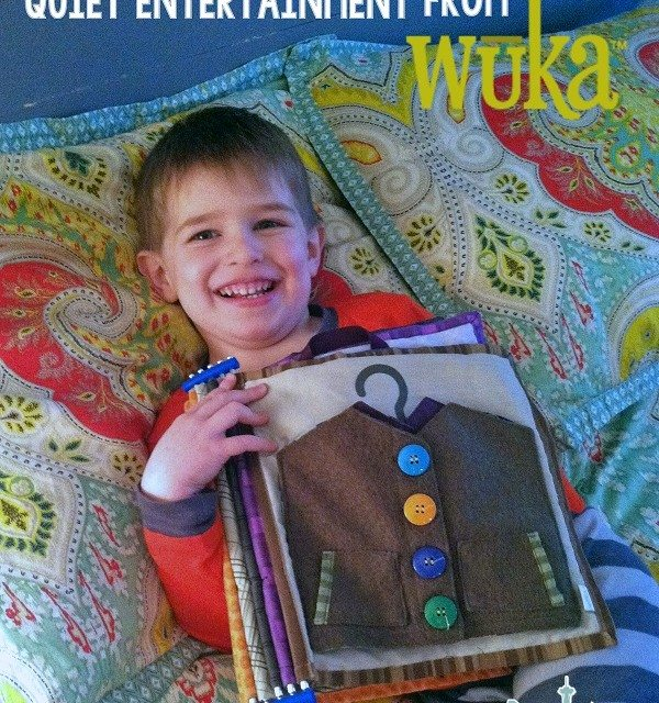 Quiet Books For Kids From Wuka