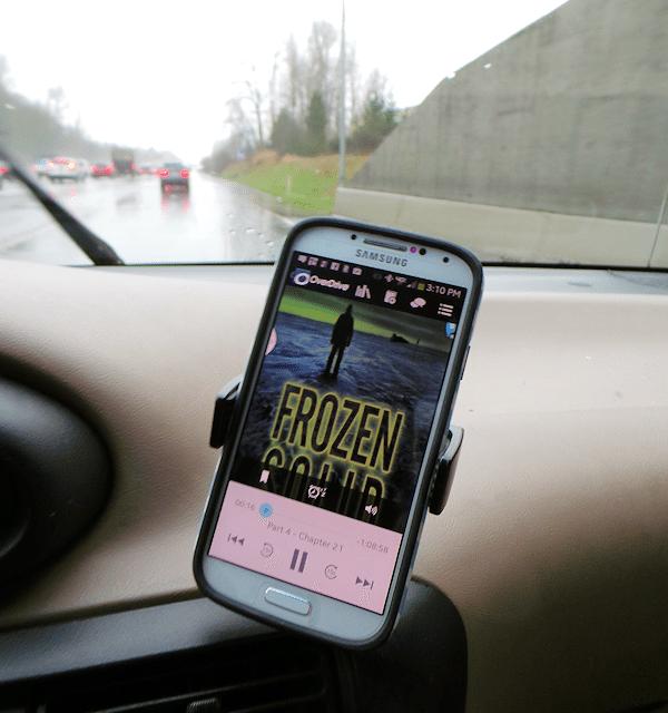 Mi-T Grip from Bracketron – Smartphone Mount