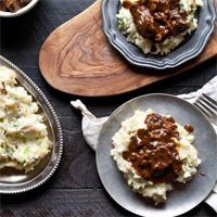 Bacon Beer Beef and Irish Potatoes by Parade