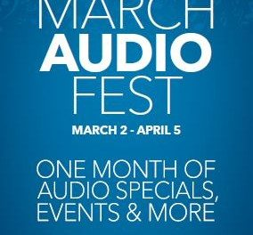 Audio Fest happening now at Best Buy! #AudioFest @BestBuy @BestBuyWOLF