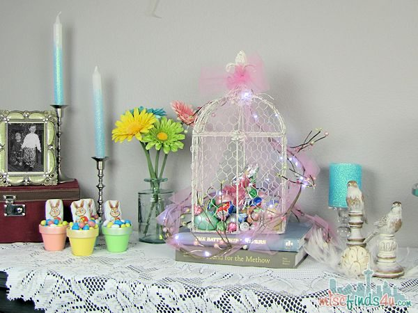 Easter Dessert Bar Ideas and DIY