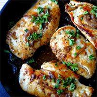 Honey Beer Chicken by Hows it Taste