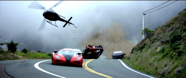 Need for Speed - Car Crash