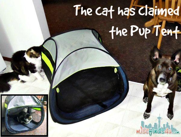 Petmate Pet Tents - ad