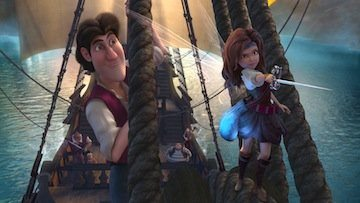 Disney's The Pirate Fairy Still Image - ad #piratefairybloggers