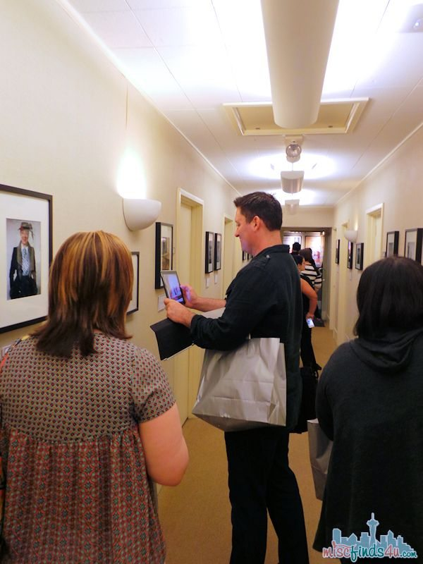 Saving Mr Banks Walking Tour - Bloggers