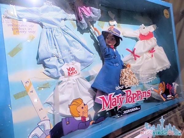 Saving Mr Banks Walking Tour - Mary Poppins 1960 Products - Horseman Doll with several outfits
