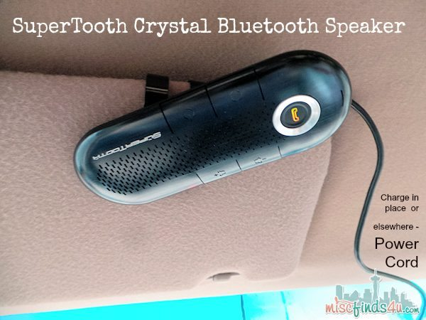 SuperTooth Crystal Bluetooth Speaker Review ad