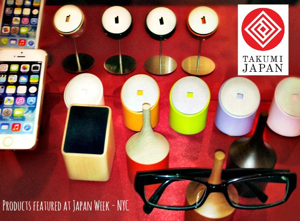 Takumi Japan Featured at Japan Week NYC - Featured Products ad