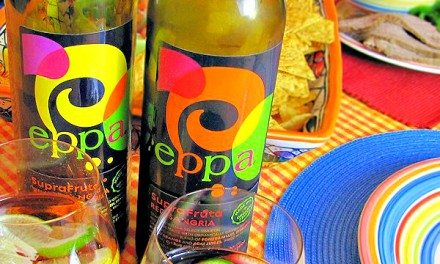 Eppa SupraFruta Sangria Organic & Ready-to-Drink