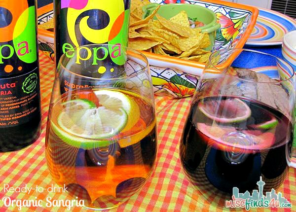Eppa SupraFruta ready-to-drink sangria- #MC - sponsored