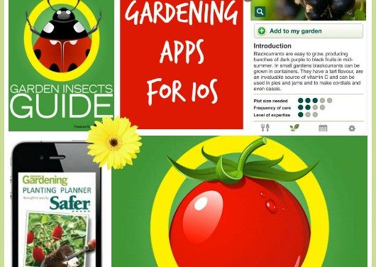Gardening Apps – 4 Free for iPad and iPhone (Apple iOS)