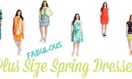 Best Plus Size Dresses for Spring 2014