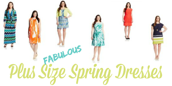 Beautiful Dresses for Plus Size Women - spring styles - plus size dresses