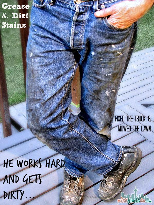 Biz - Dirty Jeans Before - #BizChallenge ad