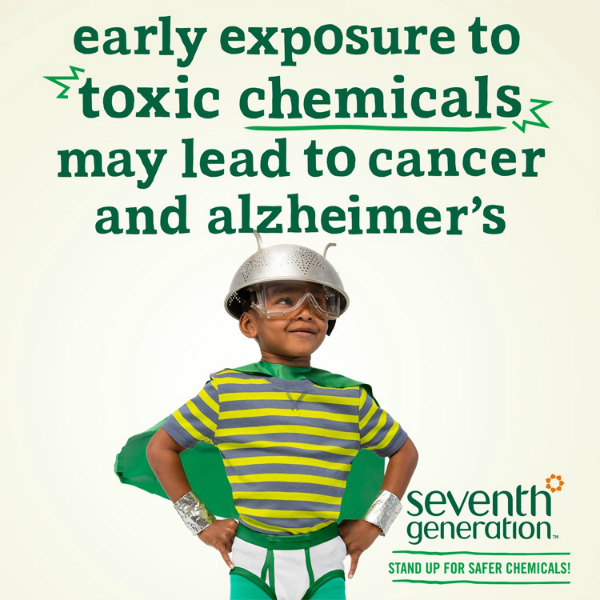 Early exposure to toxic chemicals increase your chance of Alzheimers - #mc #FightToxins