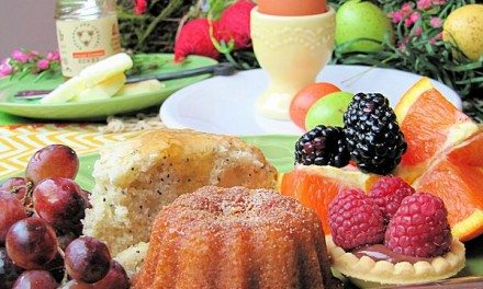 Easy Easter Brunch – Food and Decor Ideas