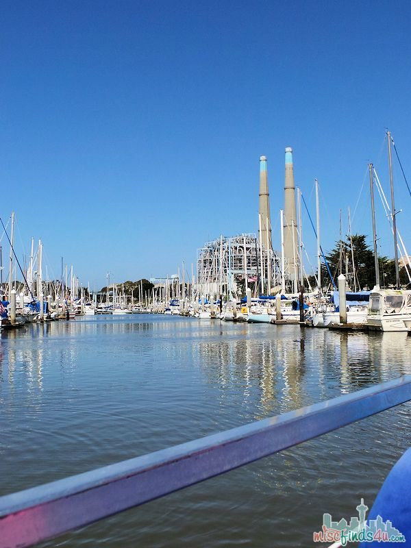 Elkhorn Slough Marina -- boat
