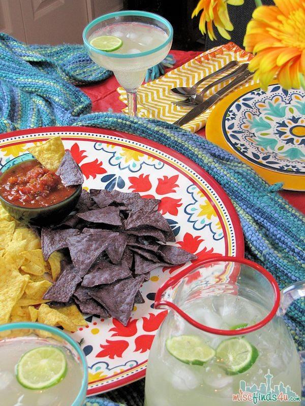 Indoor Margarita Party
