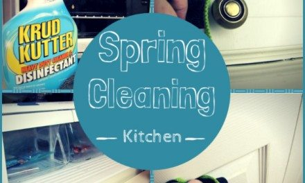 Refreshing the Essentials: Spring Cleaning Tips to Kut Winter's Krud #GIVEAWAY
