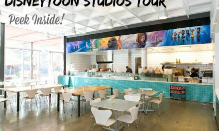 DisneyToon Studios Tour – Peek Inside the DTV Disney Studio
