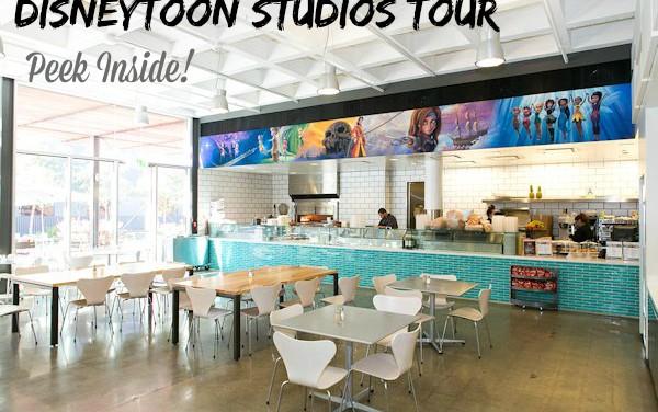 DisneyToon Studios Tour – Peek Inside the DTV Disney Studio