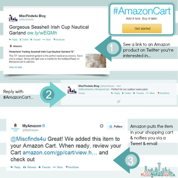 AmazonCart - How it Works - 3 Step Tutorial #AmazonCart #cbias #shop