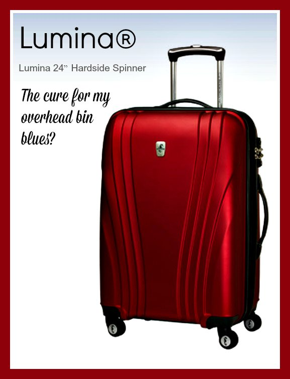 Atlantic Luggage: Make Travel Easier Plus Sweepstakes #AtlanticLuggage  AD