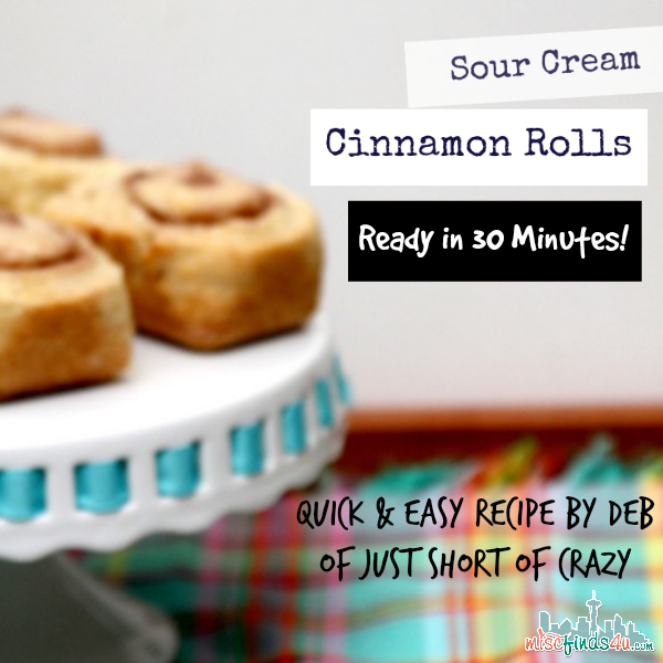 Cinnamon Roll Recipe: Fast and Easy – Ready in 30 Mins